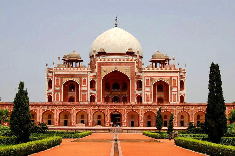 Mughal Architecture Humayun's tomb