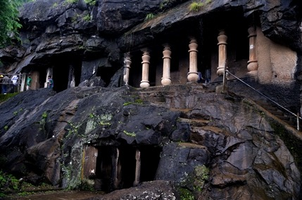 Rock Cut Caves Pandavleni Caves
