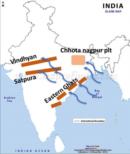 Bay of Bengal Monsoon