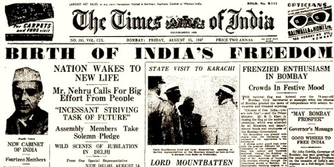 Indian Independence Act