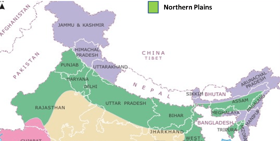 Northern Indian Plains