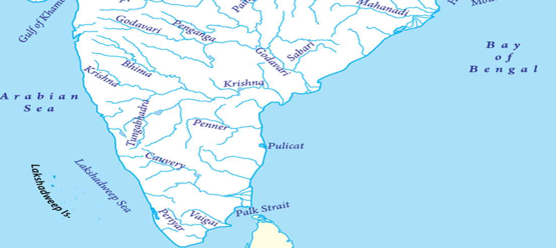 South Indian Rivers