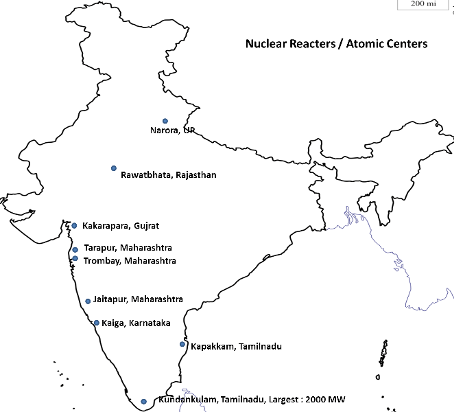 Nuclear-Reactors-in-India