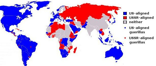Military Alliances Cold War