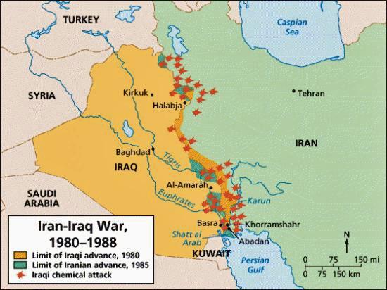 West Asia Freedom Movements Suez Crisis Iran Iraq War Gulf War