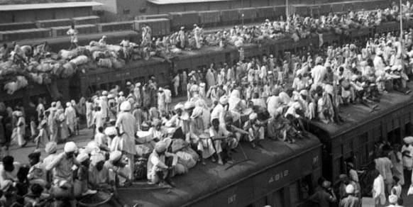 India Partition migration