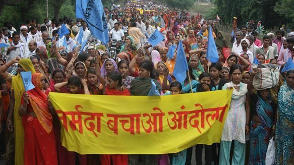 Narmada Bachao Aandolan