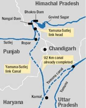 Punjab-Haryana-Sutlej-Yamuna-link-canal