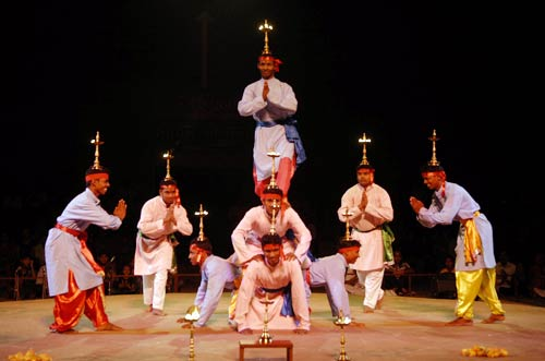Samay or lamp dance (Goa)