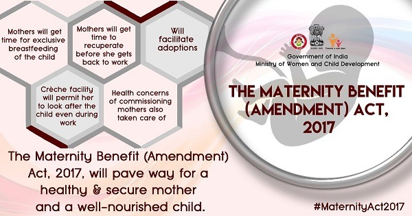 Maternity-Benefit-Amendment-Act-2017